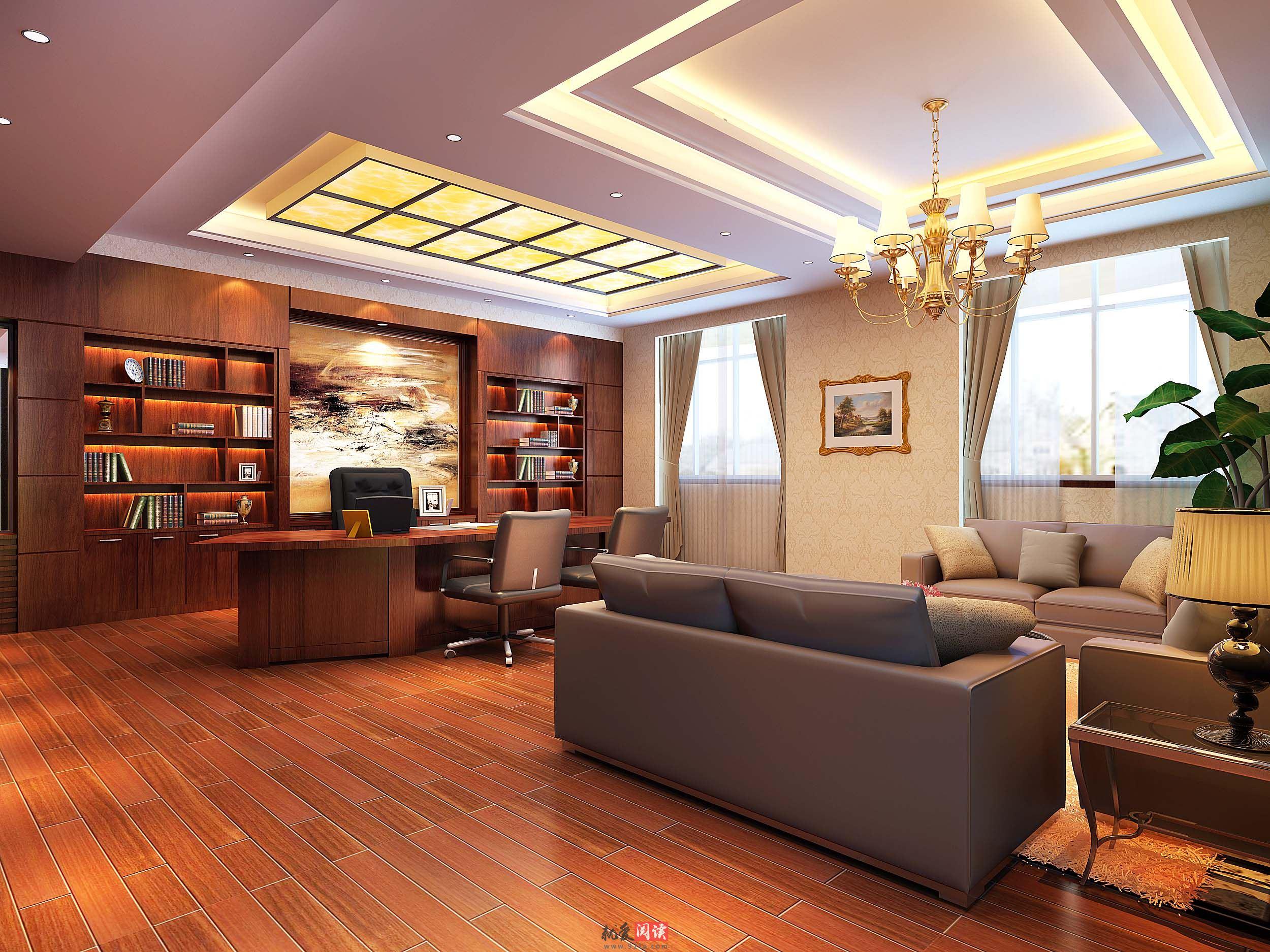 办公室 家居 起居室 设计 装修 2500_1875